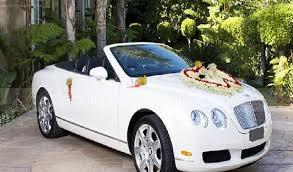 Xe cưới Bentley