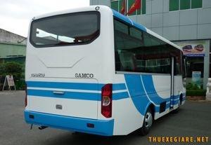 Cho thuê xe Samco 29 chỗ