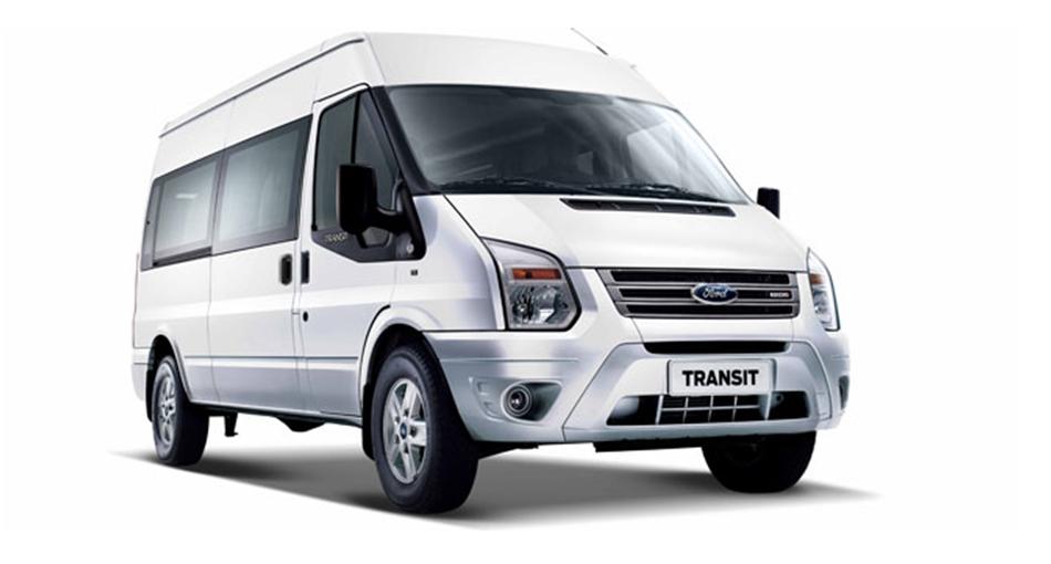 Cho thuê xe Ford Transit 16 chỗ