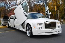 Xe cưới Limousine